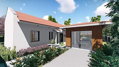 Proiect Arhitectura Casa Parter