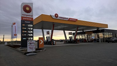 Benzinarie Rompetrol