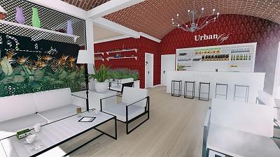 Design Interior Cafenea