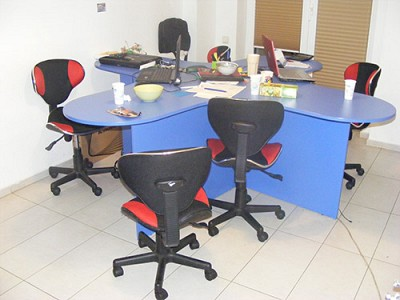 Mobilier birou 4 persoane