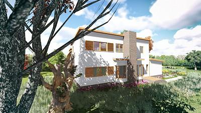 arhitectura locuinta