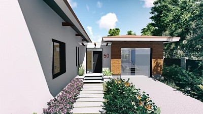 Proiectare Casa Parter