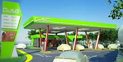 Proiectare benzinarii/Statii carburanti