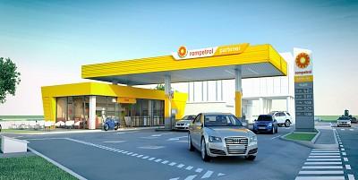 arhitect benzinarii