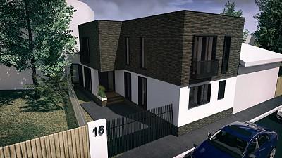 proiect arhitectura casa