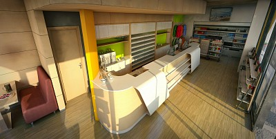 design interior magazin